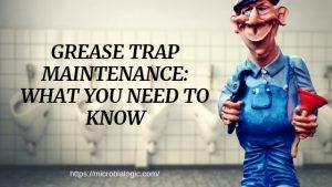 Grease Trap Maintenance