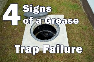 Grease Trap Failure