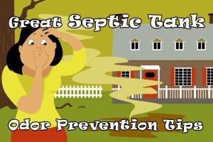 Septic Tank Odor Prevention Tips