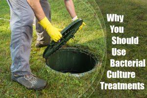 Bacterial Culture Treatments